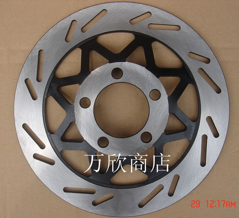 Motorcycle 125 (ZH125) disc disc brake disc brakes