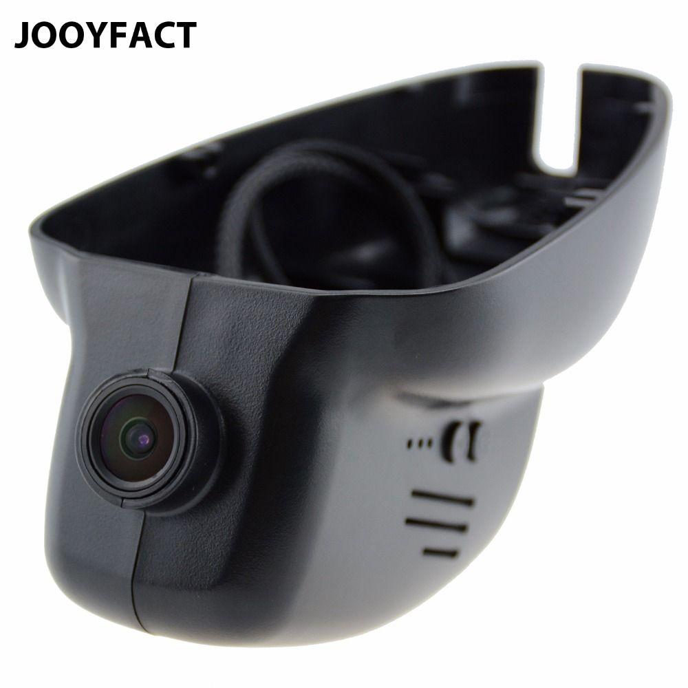 JOOYFACT A1 Car DVR Registrator Dash Cam Digital Video Recorder Night 1080P Novatek 96658 IMX 323 WiFi for LAND ROVER JAGUAR