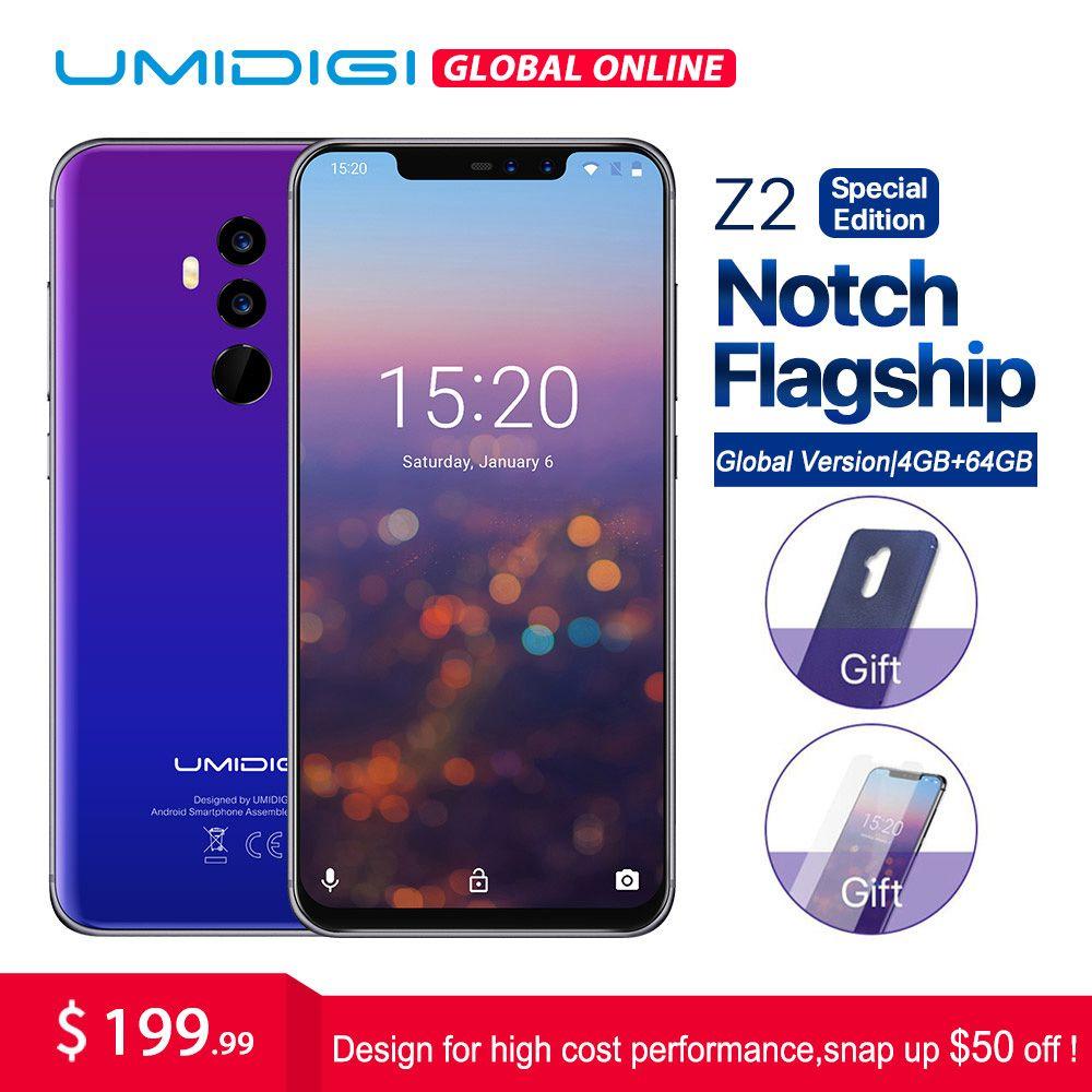 UMIDIGI Z2 Special Edition Global version 6.2