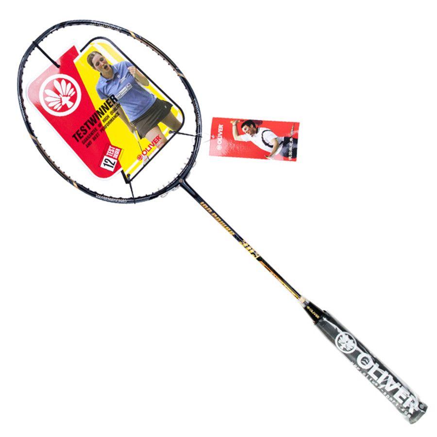 Badminton Schläger mit Carbon Faser Starke Angriff Schläger Für Schläger Sport Zwei farbe Schläger Kostenloser versand