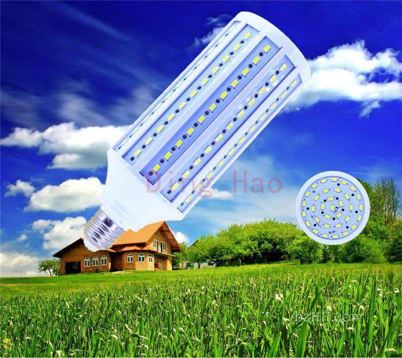 E40 E27 LED Maïs ampoule Lampe 50 W 165LED Bombillas 5730 SMD pour Extérieur rue éclairage Maison Jelwery vitrine boutique 90-265 V 1 pcs/lot