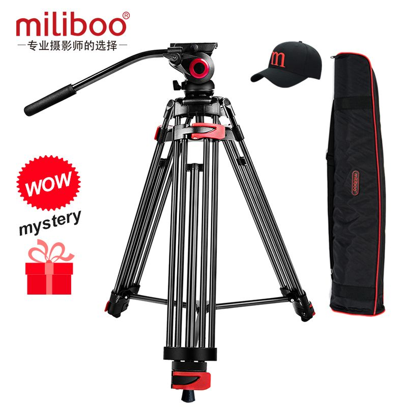New Professional Photographic Portable Tripod To Monopod with Head For Digital SLR DSLR Camera Fold 76cm Max Load 10Kg