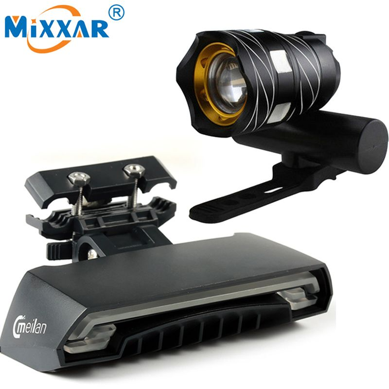 Meilan X5 Wireless Bike Bicycle Rear Light Laser <font><b>Tail</b></font> Lamp Smart Rechargeble Cycling Accessories Remote Turn Accessories