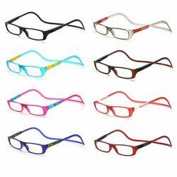 Mis à jour Unisexe Aimant Lunettes de Lecture Hommes Femmes Coloré Réglable Suspendus Cou Magnétique Avant lunettes de presbyte-Y107