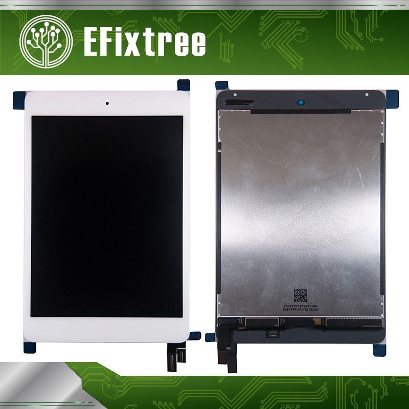 Schwarz Weiß Neue LCD Display Touch Screen Ersatz Für iPad Mini 4 A1538 A1550 LCD Digitzer Steuerung EMC 2815 EMC 2824