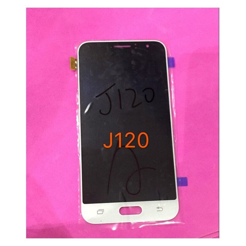 For Samsung Galaxy J120 2016 J120F J120H J120M LCD Display With Touch Screen Digitizer Assembly free shipping