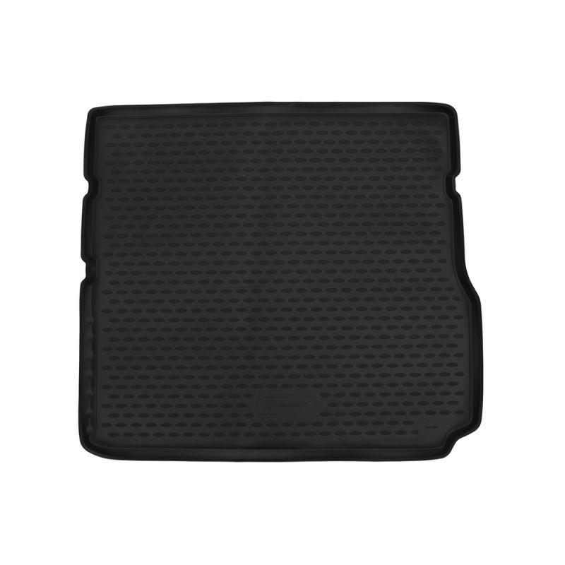 Mat trunk Für LADA Vesta, 2017-> SW Kreuz (für комплектаций mit trim boden), (russland), 1 PCs (polyurethan)