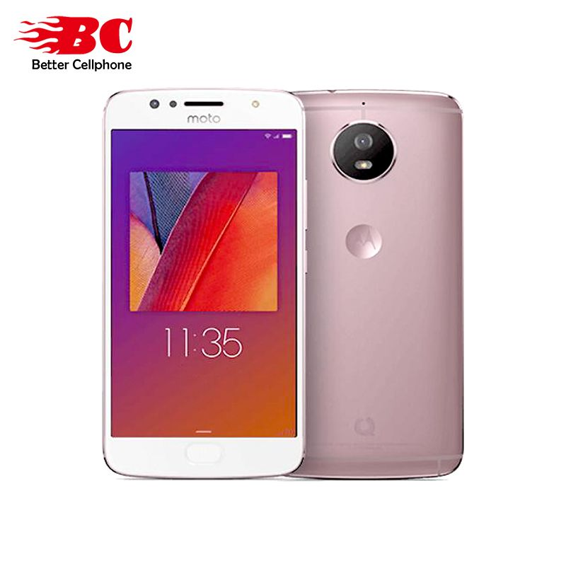 2018 Motorola Grün Pomelo XT1799 G5S Snapdragon 8937 Octa core 1,4 ghz Android7.0 Fingerprint NFC 5,2