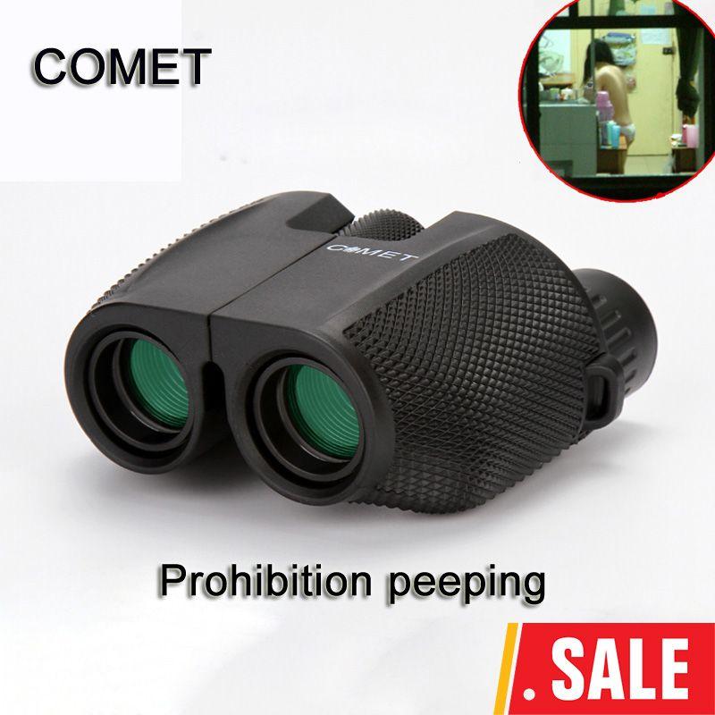 Высокое качество 10 x25 HD-оптический двойной зеленый фильм водонепроницаемый бинокль телескоп для туризма бинокль Горячая распродажа!
