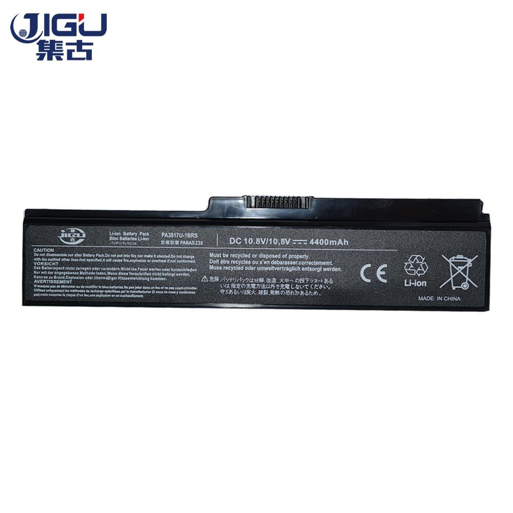 JIGU PA3817U-1BAS PA3817U-1BRS Laptop Akku Für TOSHIBA Satellite L700 L700D L730 L735 L740 L745 L750 L755D L770 L760 L775