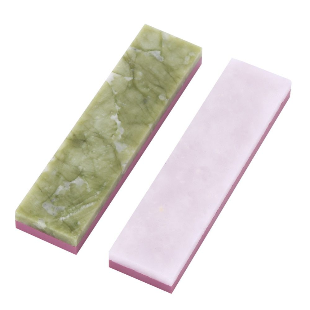 1pc Natural stone Sharpener Whetstone Polishing Tool Two Sides(Dual) 10000# 3000# Grit