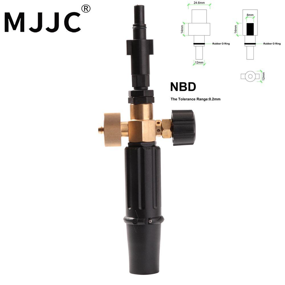 MJJC Standard and Lighter Version Black and Decker,Makita,Foamer Two-Time,AQT series ,AR Blue,Snow Foam Lance for skil 0760
