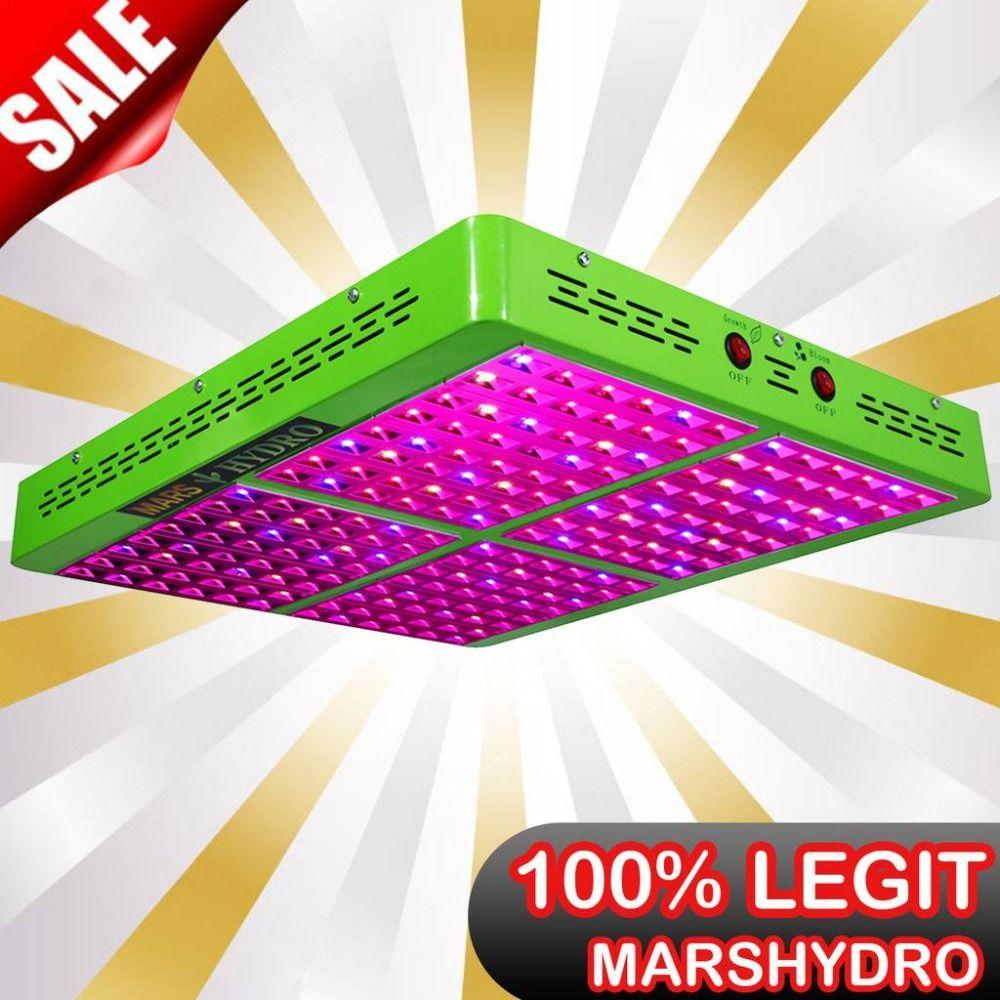 Mars Hydro Volle Spektrum Reflektor 960 watt LED Wachsen Licht Indoor Garten Hydro System