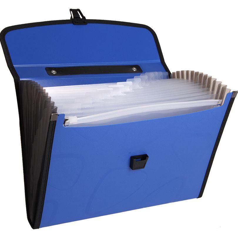 Nouveau livre d'affaires étanche A4 papier dossier dossier sac bureau papeterie Design Document dossier Rectangle bureau