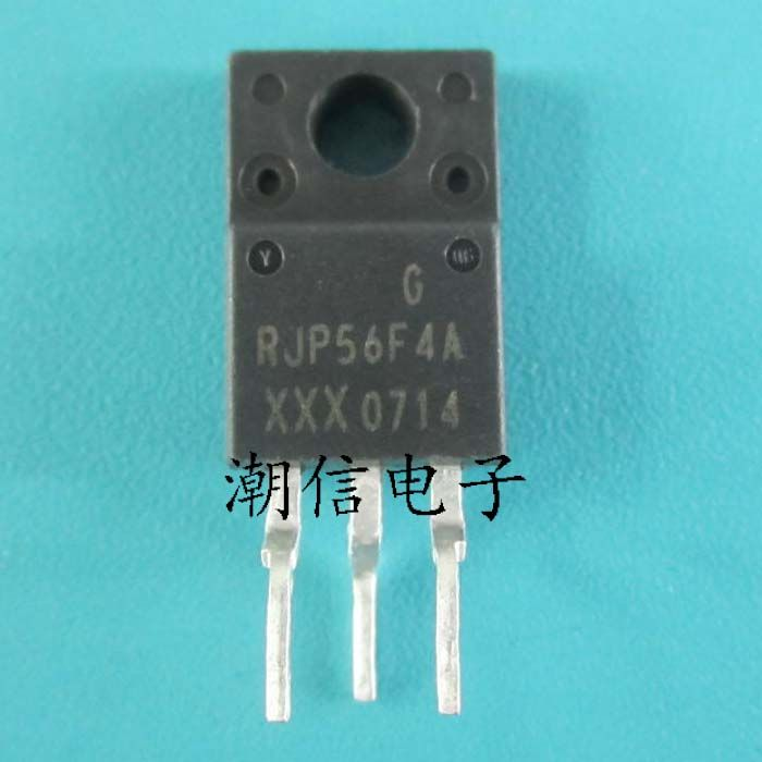 Free shipping 40pcs/lot RJP56F4A RJP56F4 TO-220F Authentic Original