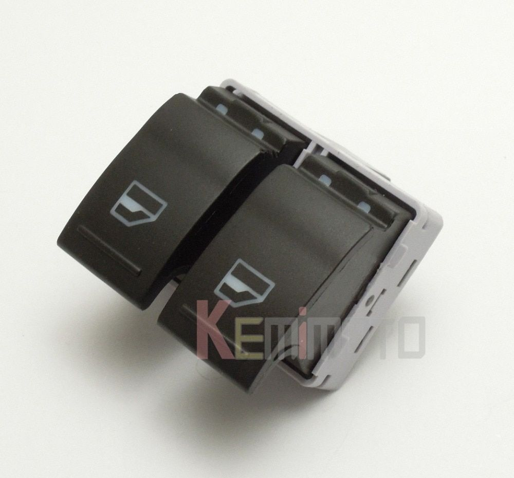 Electric Window Switch Driver Side for VW Transporter T5 7E0 959 855A 7E0959855A