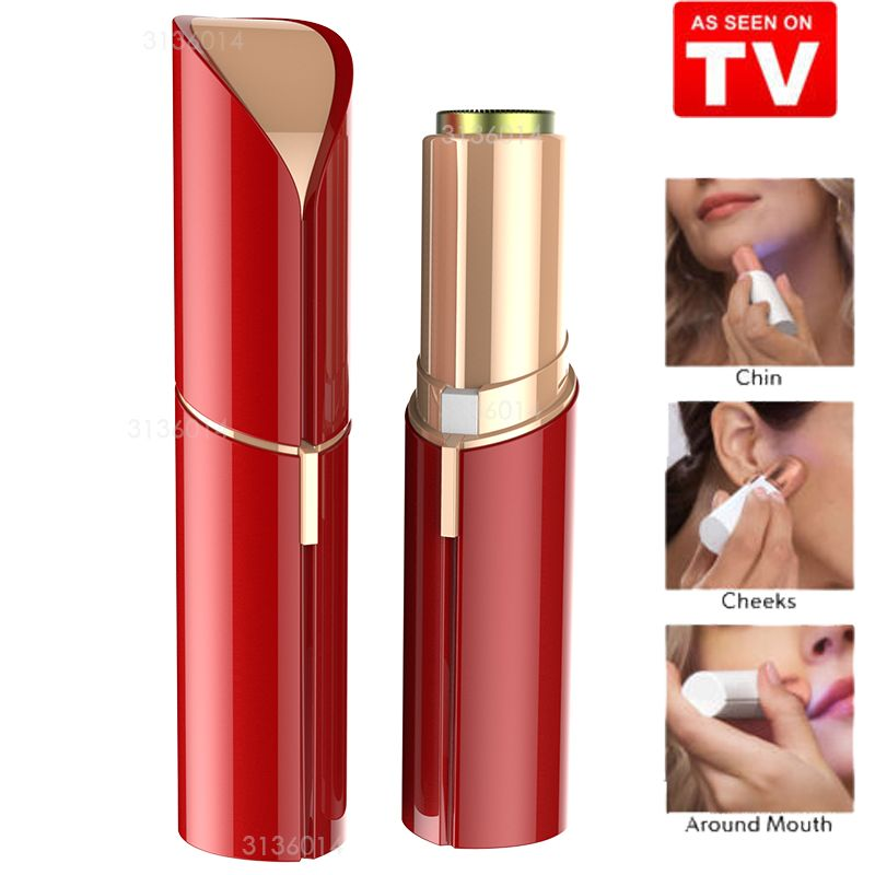 Flawless Hair Remover Finishing Touch Flawless Women Painless Hair Remover Face Facial Hair Remover