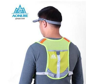AONIJIE Marathon Backpack Professional Outdoor Cycling Bicycle Bike Backpack Packsack Running Vest Bag Hydration Pack