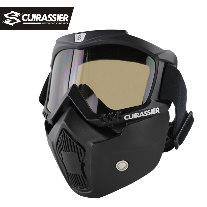 Cuirassier CG01 De Protection Lunettes VTT Moto motocross lunettes Off-Road Dirt Bike Racing Eyewear oculos MX Course formation