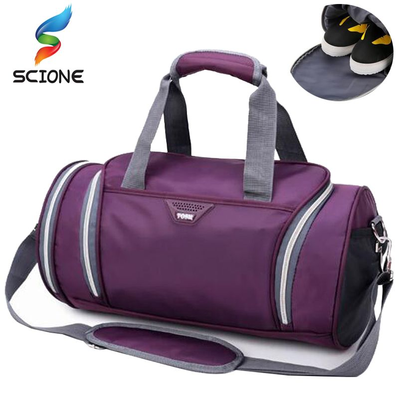 New Professional Sport Bag <font><b>Training</b></font> Gym Bag Men Woman Fitness Bags Durable Multifunction Handbag Outdoor Sporting Tote For Male