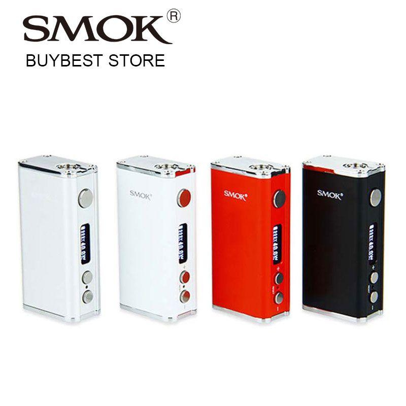 Original SMOK R40 TC MOD Temp Control 1900mAh Built-in Battery 40W Box Mod vs OSUB for Electronic Cigarette Vape 510 Atomizer