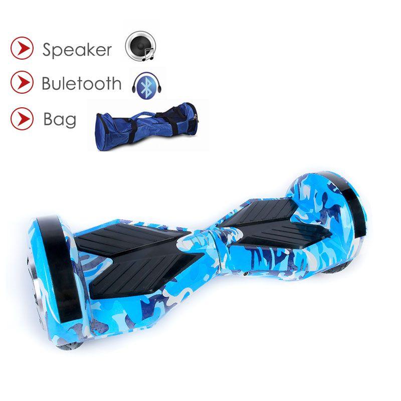 Hoverboards 2 Räder 8 zoll Selbstausgleich Hoverboard Elektroroller über bord Gyroscooter skateboard Balance Hoverboard