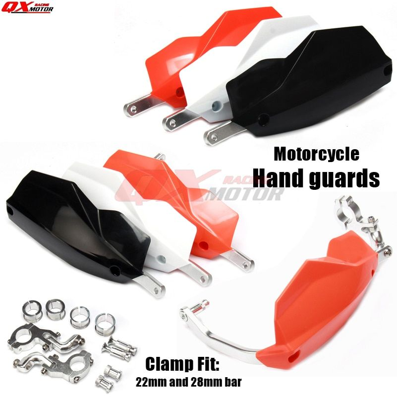 New Aluminum Handguard For KTM Husqvarna SX SX-F EXC EXC-F XC XC-F offroad Enduro supermoto Motocross Motorcycle