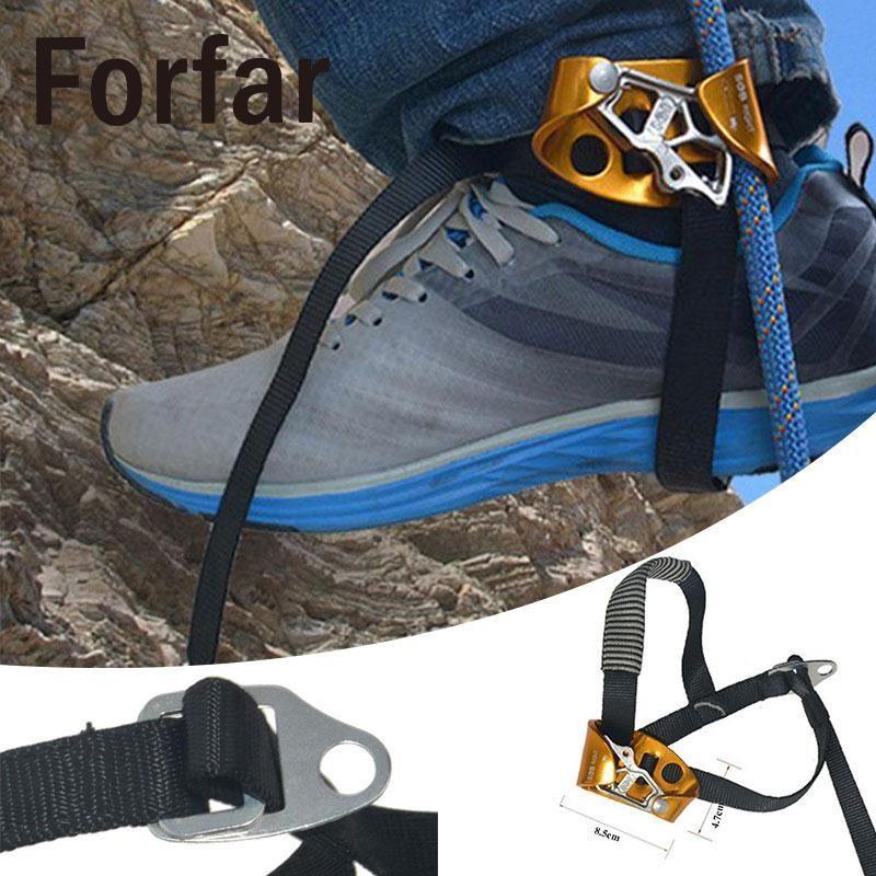 Forfar Klettern Rechten Fuß Ascender Ausrüstung Device Tool Beschützer Zubehör