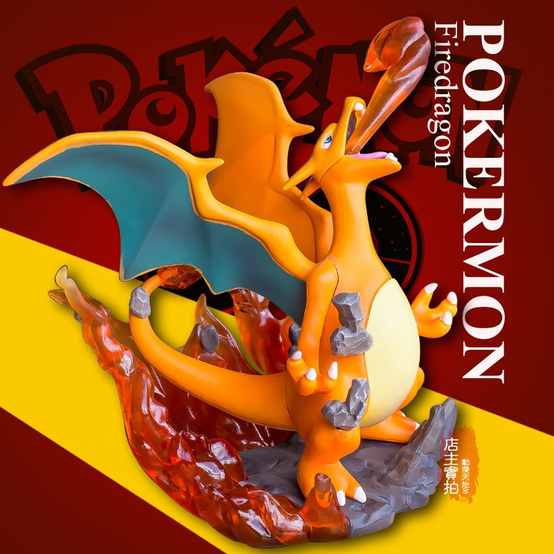 NEW hot 15cm Charizard Pikachu collectors action figure toys Christmas gift doll no box