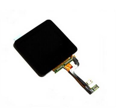 lot For Apple iPod nano 6th 6 6G LCD Display+Touch Screen Digitizer Assembly Replacement