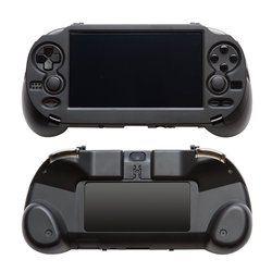 Dealonow Hand Grip Menangani Joypad Stand Kasus dengan L2 R2 Tombol pemicu Untuk PSV1000 PSV 1000 PS VITA 1000 Permainan konsol