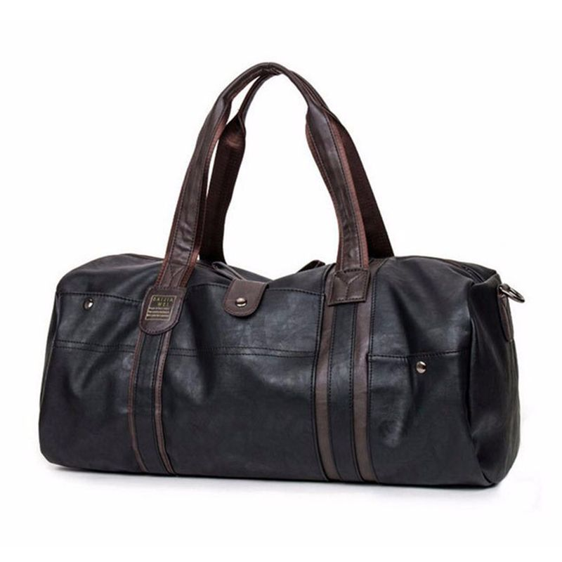 Fashion Travel bag men handbag Large capacity Designer Bucket shoulder <font><b>Messenger</b></font> luggage handbags Casual Crossbody travel bags