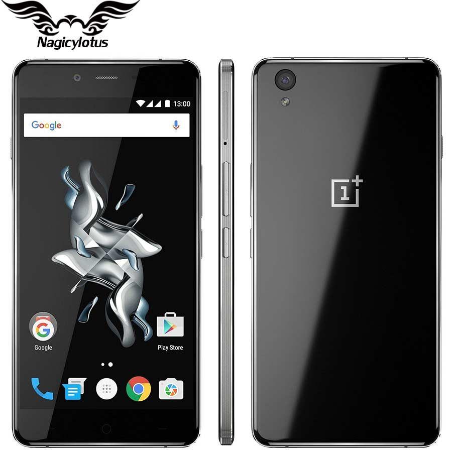 International version Oneplus X E1003 Cell Phone 5