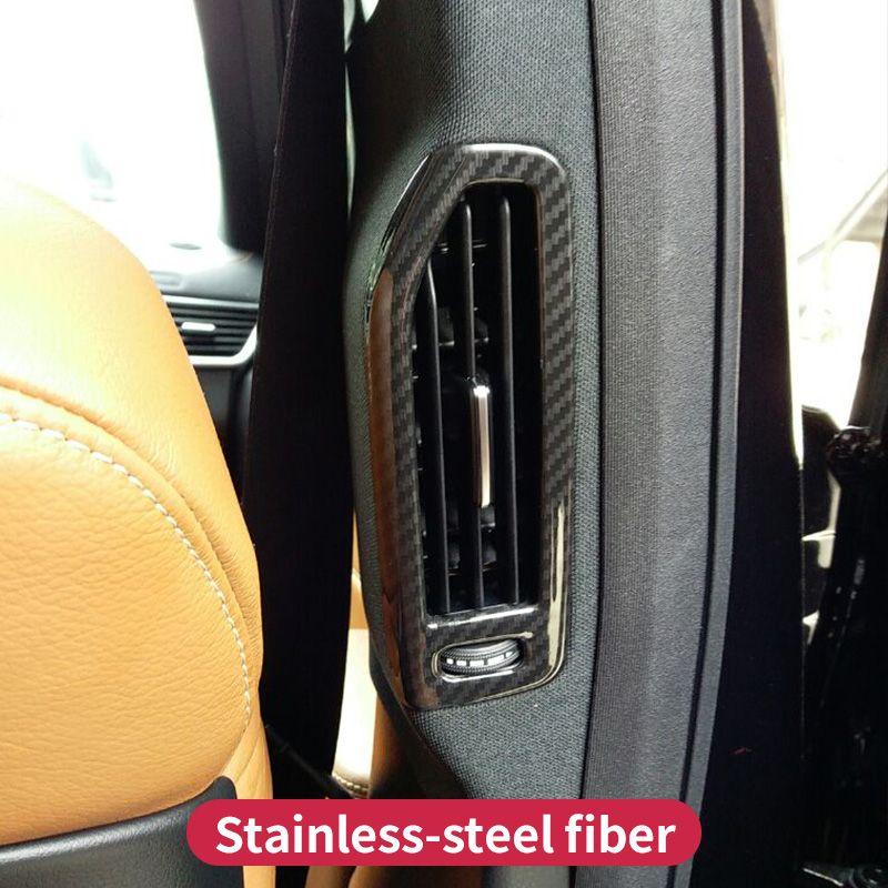 Pour Mercedes Benz GLE coupé C292 amg W166 ML350 350d w166 2012 gl gls arrière climatisation cadre garniture accessoires intérieurs