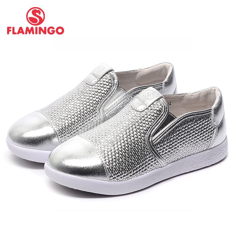 FLAMINGO 2017 New Arrival Spring & Autumn sneakers Fashion High Quality children shoes 71P-XY-0132
