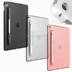 Coverbuddy Seri Pensil Pemegang Penutup Belakang Case untuk iPad Pro 9.7