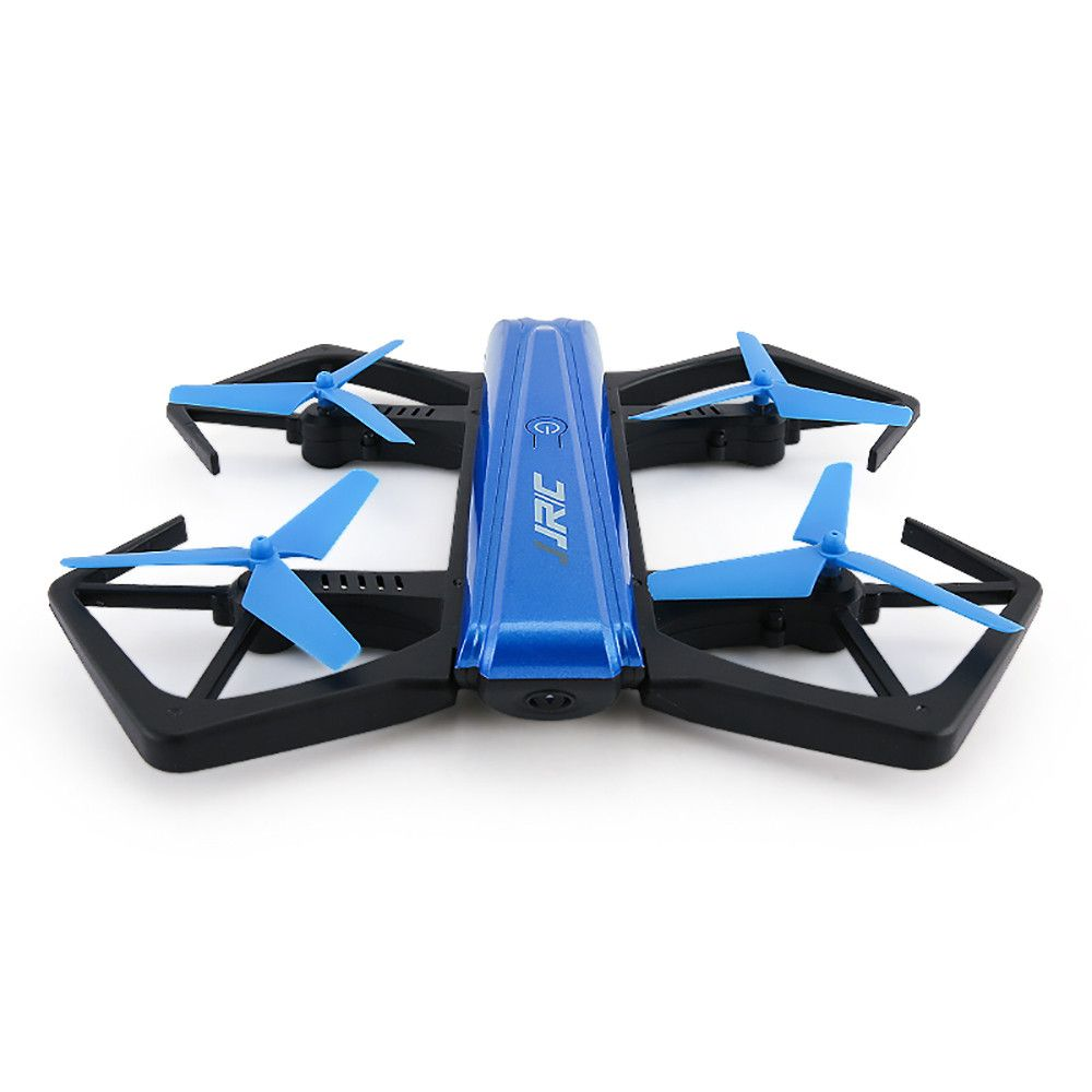 JJRC Blue Crea 720P WIFI Camera Foldable With Altitude Hold Quadcopter Airplane Toy Drop Shipping For Children Adults Toys Gift