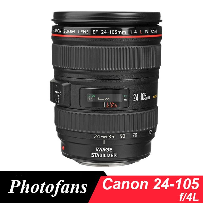 Canon 24-105mm f4 lens Canon EF 24-105 mm f/4L IS USM Lenses