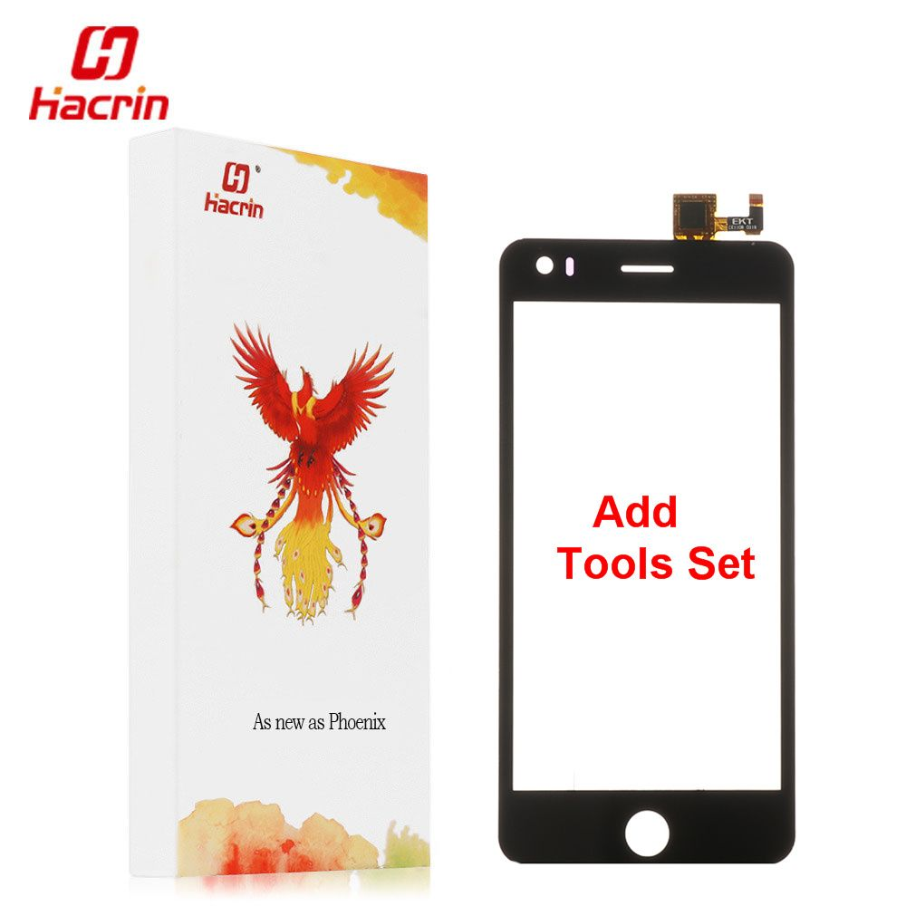 hacrin Elephone P6i Touch Screen Digitizer Panel 100% New Replacement screen For Jiayu G5S+