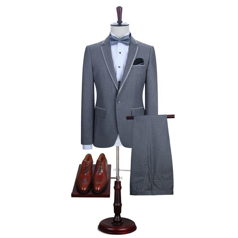 2019 neue DARO Mode Männer Anzug Marke männer Blazer Geschäfts Schlank Kleidung Anzug Jacke und Hosen für Hochzeit DARO8618