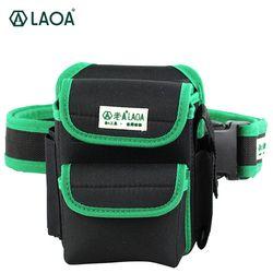 laoa многофункциональные 600d двойных слоев ткани ремонт инструмента сумки талии