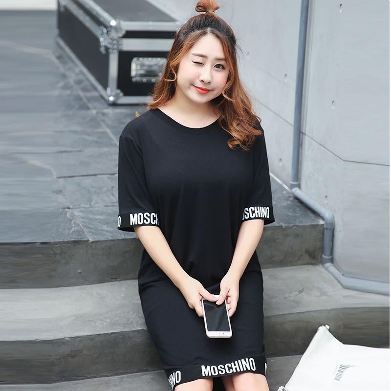 Новые модные Летний стиль письма печатаются с длинными рукавами женские повседневные платья женщин Vestidos 946