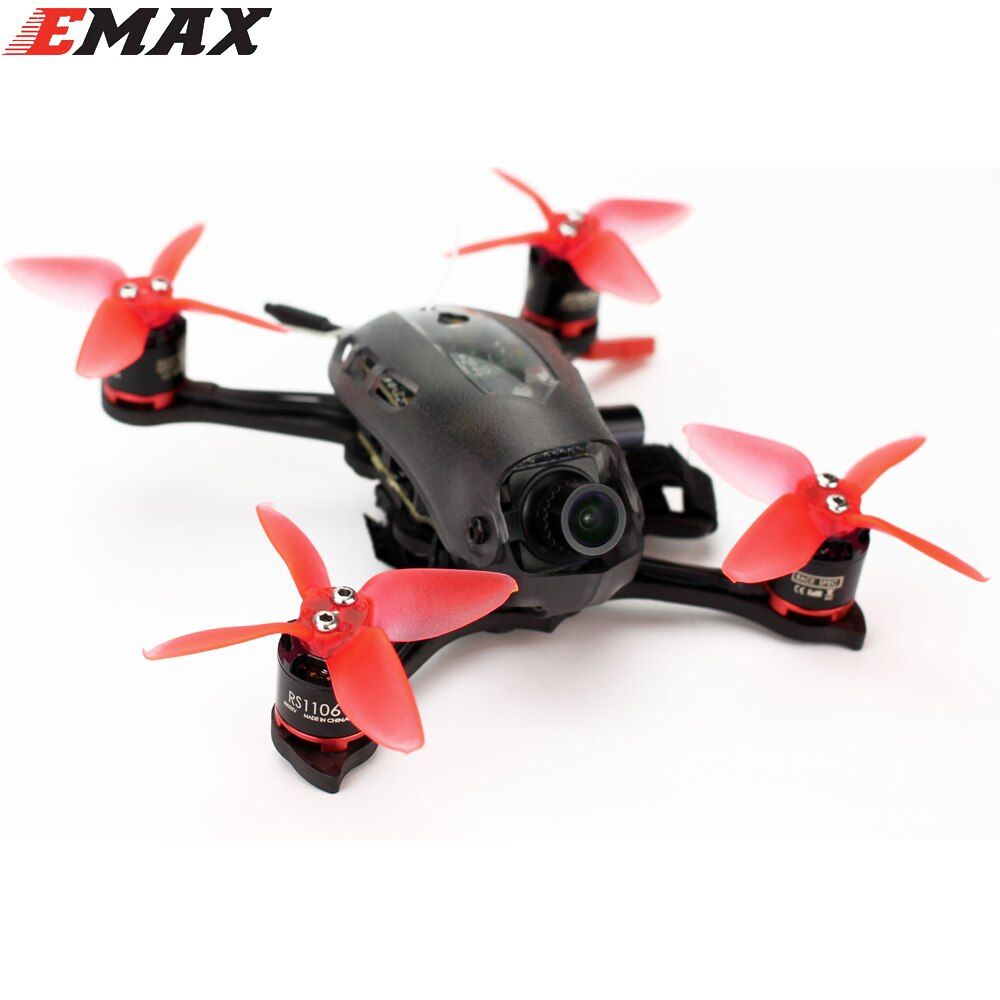 EMAX Babyhawk Race 112mm RS1106 5.8g VTX switchable 25/200mw Micro CCD Sensor Camera FPV Racing Drone Quadcopeter