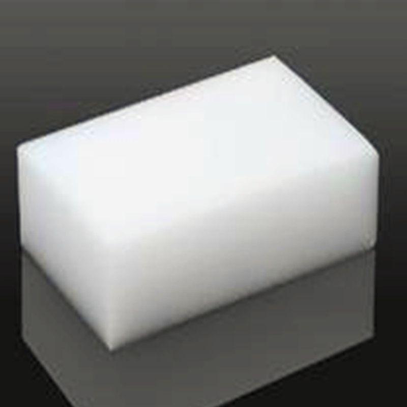 Cuisine magique éponge mélamine gomme maison Nano propre fournisseur/10*6*2 cm ménage cuisine gomme plat lavage mélamine propre