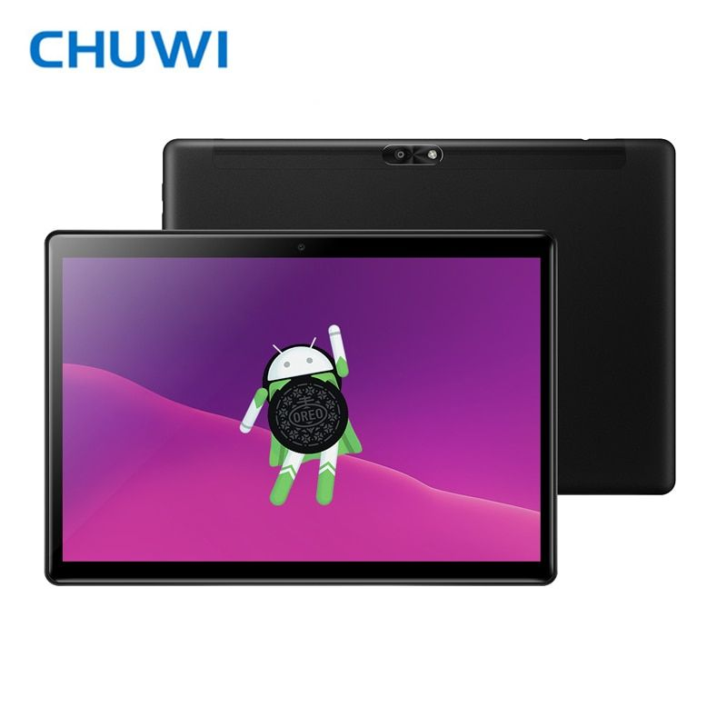 CHUWI Hi9 Air Android 8.0 Tablets MT6797 X20 Deca Core 4GB RAM 64GB ROM 10.1 Inch 2K Screen Dual 4G SIM Phone Call Tablet