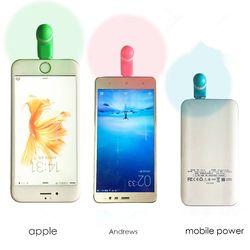 Micro usb Flexible Mini Ventilateur pour Samsung Huawei Android Téléphone main Fan pour Iphone 5 5c 5S 6 6 s plus Mobile alimentation USB ventilateur