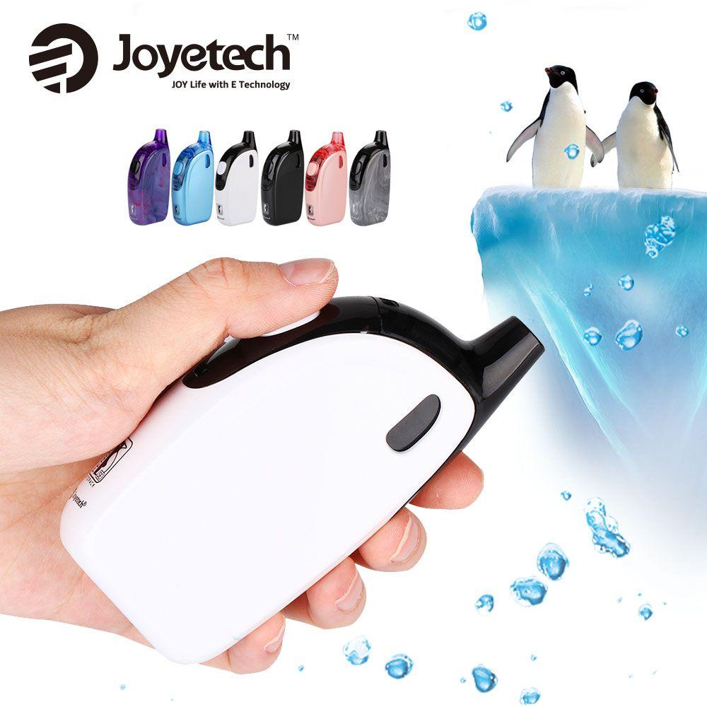 Joyetech Atopack Penguin SE Vape Kit 2000mAh Battey 8.8ml /2ml cartridge Tank JVIC Coil Electronic cigarette vs ego aio kit