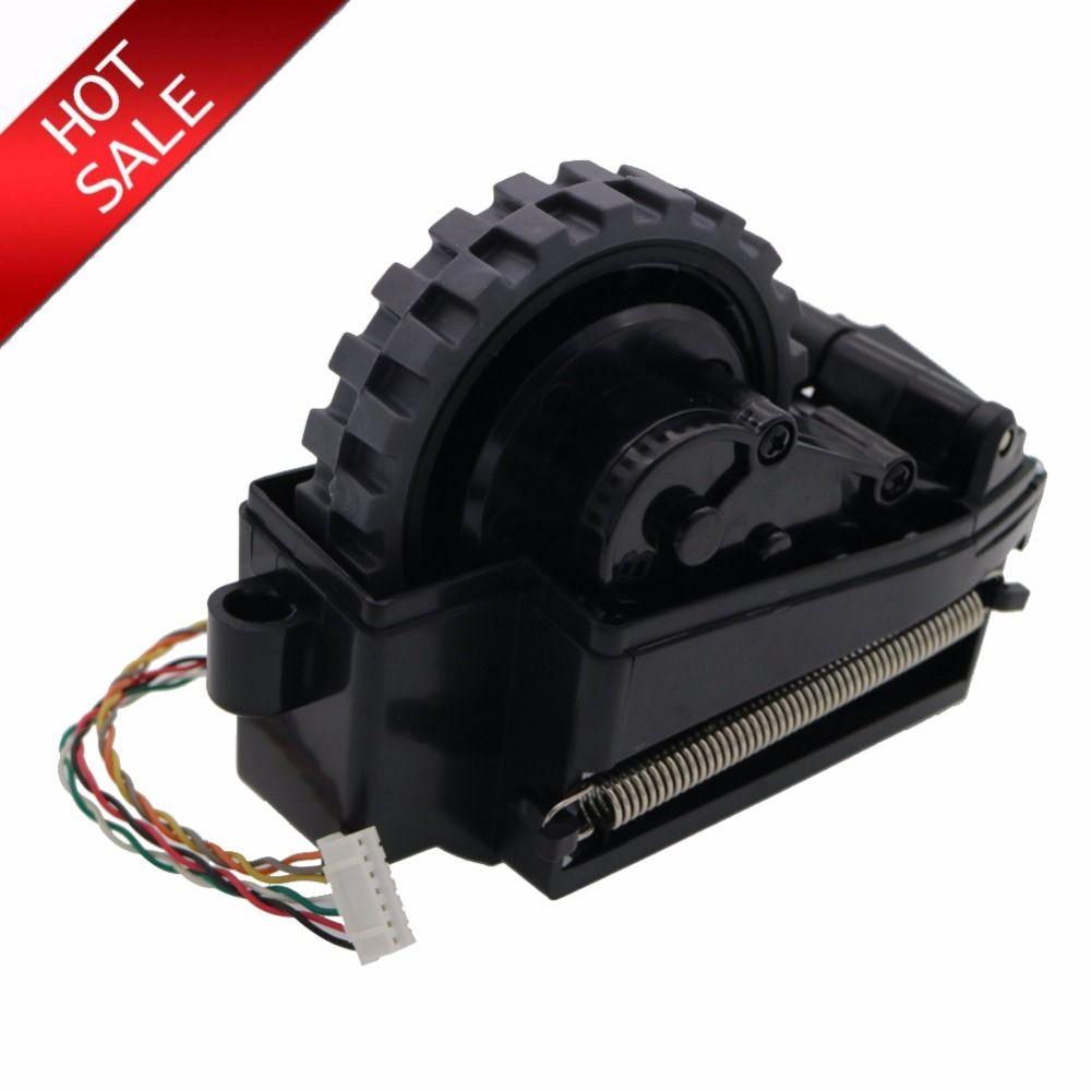 Original right wheel robot vacuum cleaner Parts accessories for ilife V7 V7s V7s pro robot Vacuum Cleaner Include wheels motors