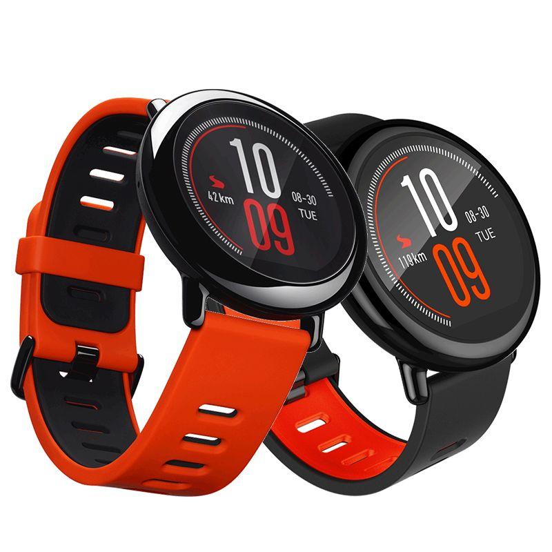 free shipping!! Xiaomi HUAMI AMAZFIT Pace Sport Smart Watch Smartwatch Bluetooth WiFi 1.2GHz 512MB/4GB GPS Heart Rate