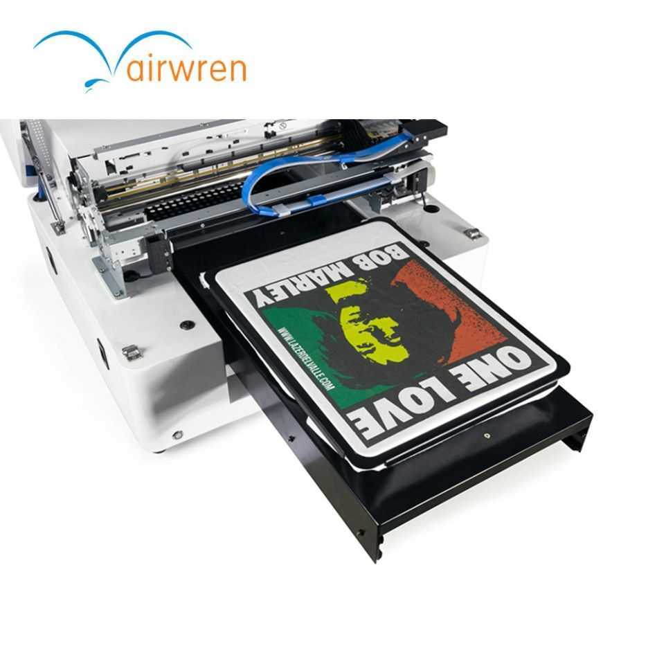 2018 Hot sale airwren AR-T500 t-shirt printer direct to garment print vivid color image
